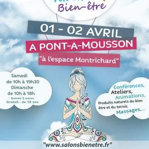 Salon vitalité et bien-être Pont-à-Mousson