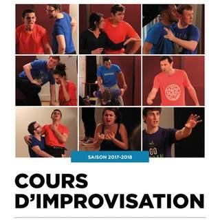 Atelier Juliette Moltes - Séance d'Essai Gratuite Cours d'improvisation
