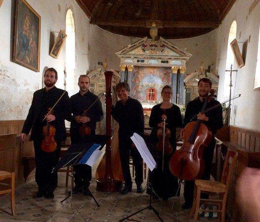 Musique de chambre au 23 me festival harpe en avesnois for Chambre de musique