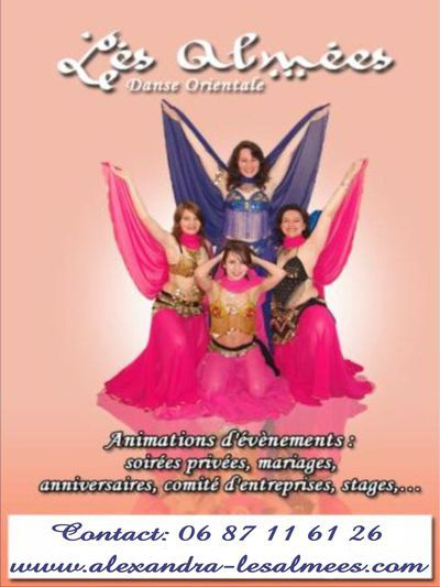 cours /  stages danses orientales