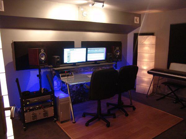 loue a l 39 ann e local pour studio d 39 enregistrement ou doublage dans pole artistique de 400 m2. Black Bedroom Furniture Sets. Home Design Ideas