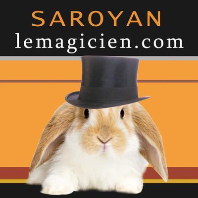 Magicien Saroyan - Numéro un des spectacles pour enfants en Aquitaine