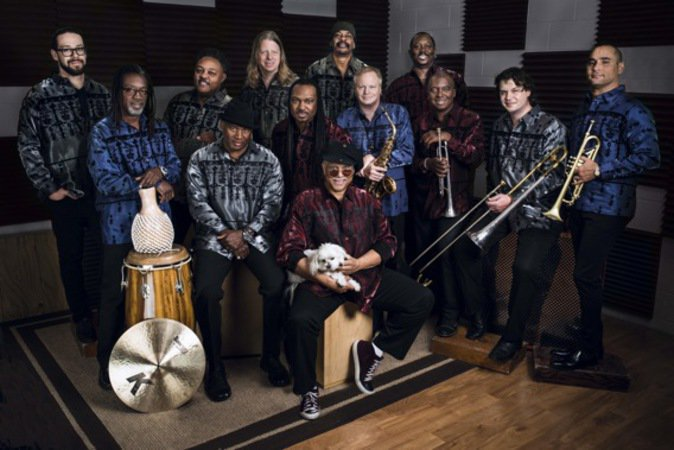 CONCERT EARTH WIND & FIRE EXPERIENCE Featuring Al McKay Allstars