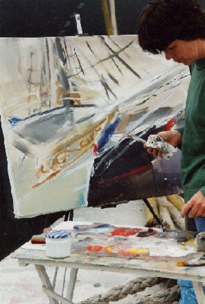 Béatrice Avenel Artiste Peintre