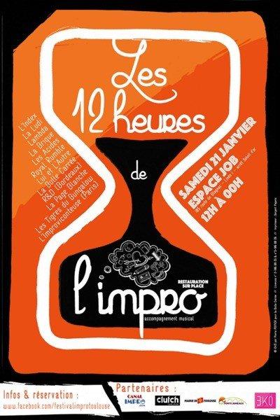 Les 12 heures de l'Impro