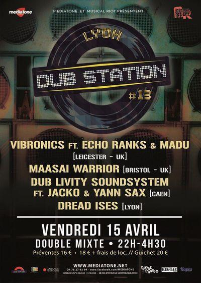 Lyon DUB STATION #13