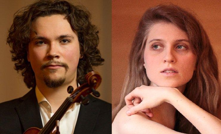 Concerts Inventio invitent Léo Marillier et Natasha Roqué-Alsina
