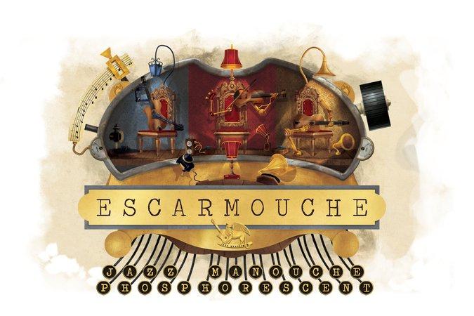 Escarmouche - Jazz Manouche Phosphorescent