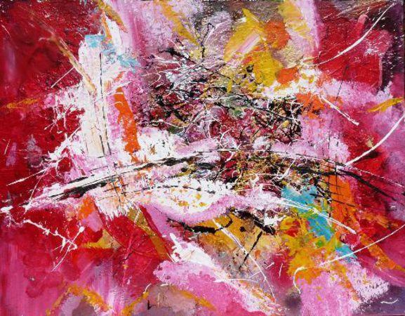 Alain bal artiste peintre coloriste l 39 atelier galerie - Atelier artiste peintre ...