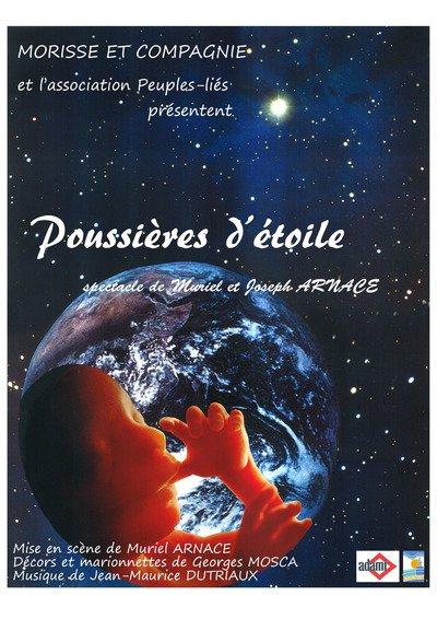 """spectacle """"Poussières d'étoile"""""""