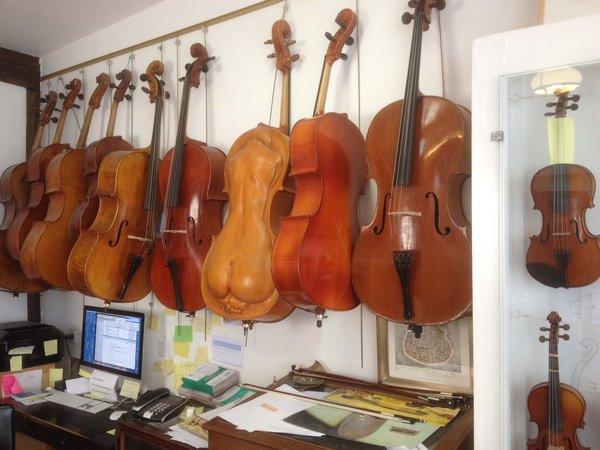 violon alto violoncelle contrebasse  violes  louez le