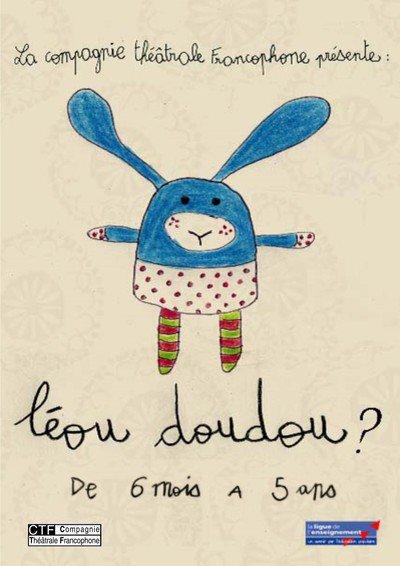 Leou Doudou / De 6 mois a 5 ans / Theatre des Gavroches