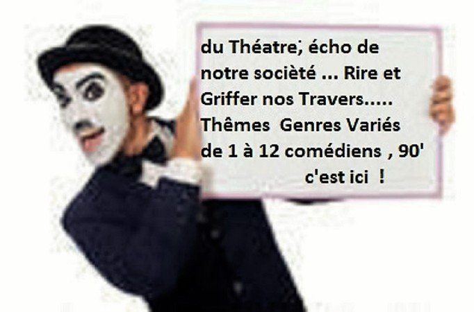 des Pièces de Théâtre à Monter ( depuis 2006, 14 créées…)