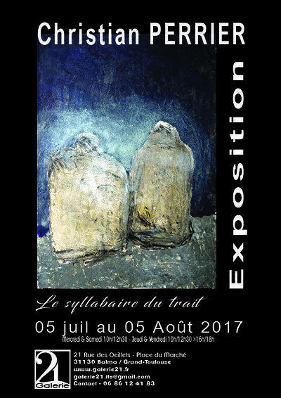 Exposition Christian PERRIER