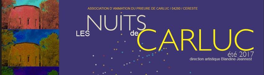 Nuits de Carluc