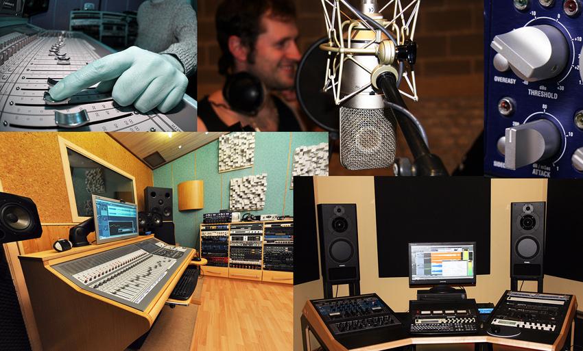 Studio d 39 enregistrement mixage mastering sono li ge - Table de mixage studio d enregistrement ...