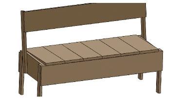 faire soi m me un banc en bois tr duder 22310 samedi 20 juillet 2013 et dimanche 21. Black Bedroom Furniture Sets. Home Design Ideas