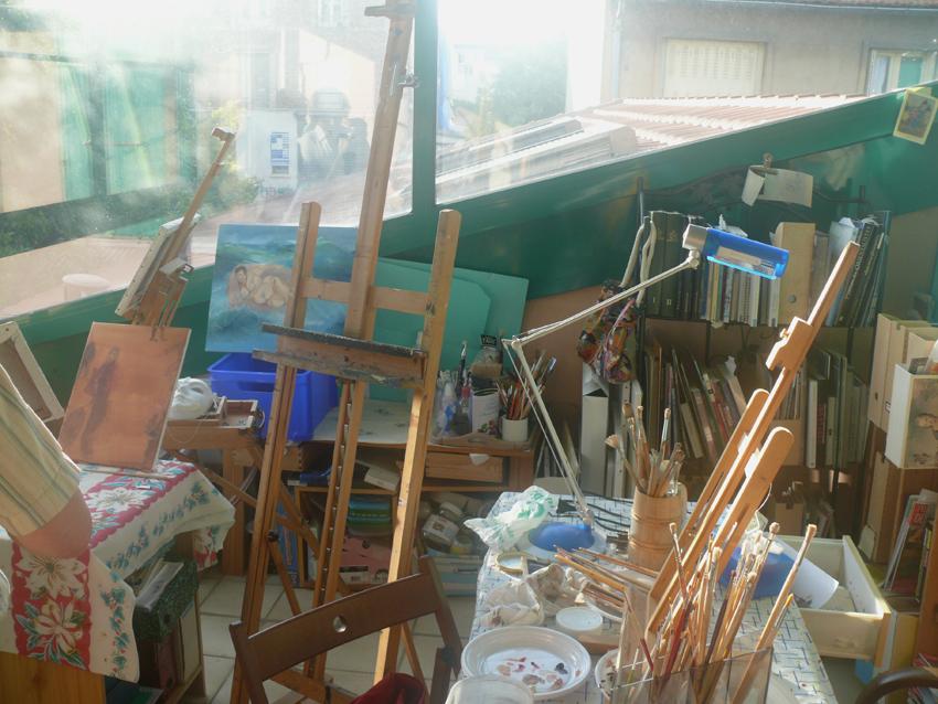 Peindre en val de marne cours d 39 acrylique et de peinture l 39 huile rentr e d s le 6 for Peindre une baignoire en acrylique