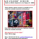 Stage de Comédie musicale enfants/ ados   - Montpellier