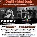 Darill (Electro Rock) et Mad Souls ( Cover Rock/Blues) Live Showcase