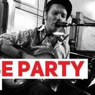Release Party Blues de U Man Slide