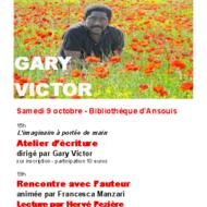 Recnontre avec Gary Victor