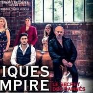 Les chroniques d'un vampire - le secret des damnés, la comédie musical