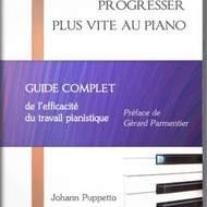Livre progresser plus vite au piano