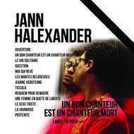 Nouvel album de Jann Halexander