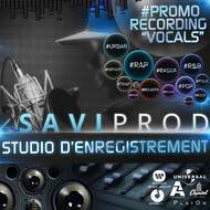 SAVIPROD, Studio d'enregistrement Pro