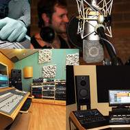 Studio d'enregistrement, mixage, mastering, sono
