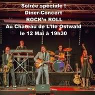 Diner-concert Rock'n Roll avec M.SOUL & Band