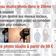 Johnny YIM Photographe / Studio photo sur Paris pour Book