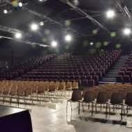 Nouvelle salle de spectacle à Woincourt (80520)