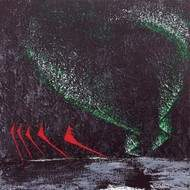 L'exposition d'Art Nord-Licht de l'Artiste Peintre Verena von Lichtenberg est à la Word Nasse Galery à New York