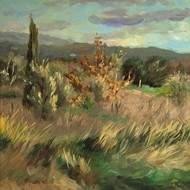 Stage de peinture à l'huile Paysage à Carpentras