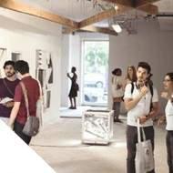 Manufacture 111, espace galerie de 500m² avec bar-restaurant