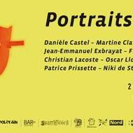 Portraits croisés | Fonds d'Art Contemporain Frontière$