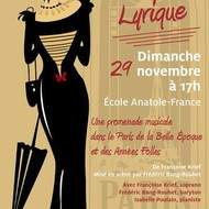 Cabaret lyrique