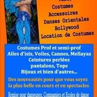 location et vente costumes danse à Lyon