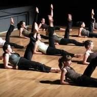 barre au sol / pilates / yoga