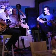 Concert Jazz Manouche avec Blueswing trio