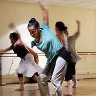 Stage de danse africaine à Villeneuve-les-Avignon avec Norma Claire