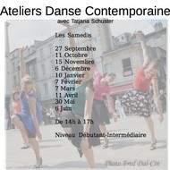 Ateliers de danse Contemporaine à Bordeaux