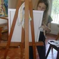 initiation à la peinture à l'huile