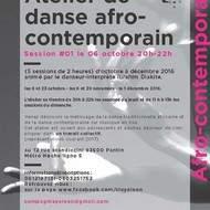 Atelier de creation afro contempo
