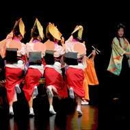 Recherche tourneur France et étranger pour groupe de minyô, musique et danses traditionnelles et populaires japonaises