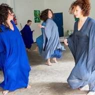 Saïda Naït-Bouda - Danses Gnaouas, danses des artistes guérisseurs