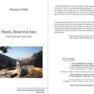 Platon, l'âme et le bien. Martine Chifflot.
