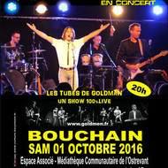 concert Goldmen  100 live... 100 tubes